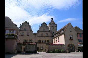 H bergements rouffach station verte office de tourisme pays d eguisheim rouffach - Office de tourisme eguisheim ...